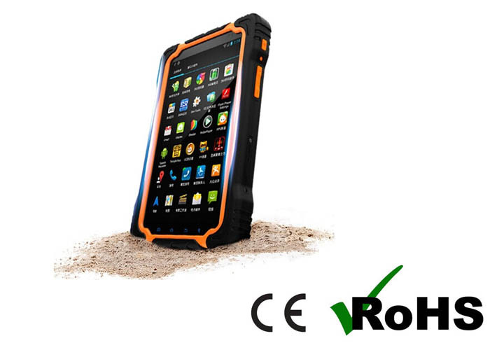 Impinj R2000 chip UHF RFID Reader Writer Android tablet with 7inch screen