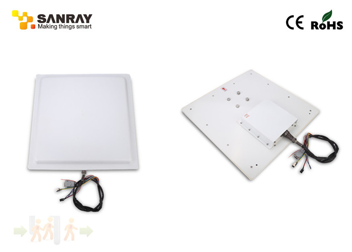 Long Distance programming rfid reader portable With 12 dbi Antenna